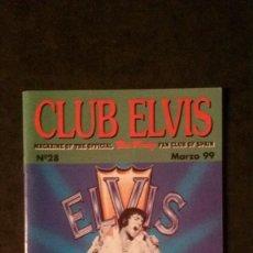 Revistas de música - REVISTA CLUB ELVIS Nº 28-ELVIS PRESLEY - 161406202