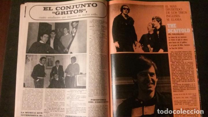 Fans nº 116-1967-bruno lomas-procol harum-rolli - Sold
