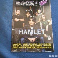 Revistas de música: ROCK & TIPO N.º 13 JULIO/AGOSTO 2000 AÑO 2. Lote 162570386