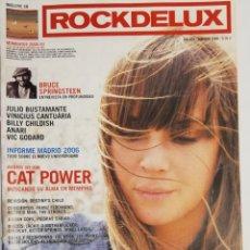 Revistas de música: ROCKDELUX Nº 237 (SIN CD) FEBRERO DE 2006. Lote 163563500