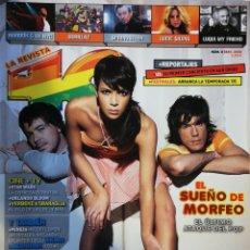 Revistas de música: REVISTA 40 PRINCIPALES N°8 - MAYO DE 2005. Lote 163605098