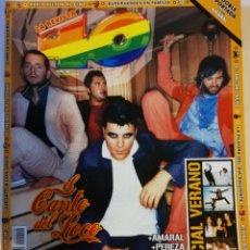 Revistas de música: REVISTA 40 PRINCIPALES N°10 - JULIO Y AGOSTO DE 2005. Lote 163605628