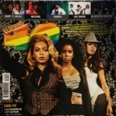Revistas de música: REVISTA 40 PRINCIPALES N°3 - DICIEMBRE DE 2004. Lote 163607066