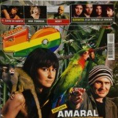 Revistas de música: REVISTA 40 PRINCIPALES N°6 - MARZO DE 2005. Lote 163609057