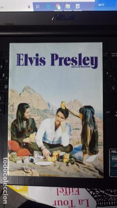 THE OFFICIAL ELVIS PRESLEY FAN CLUB MAGAZINE (Música - Revistas, Manuales y Cursos)