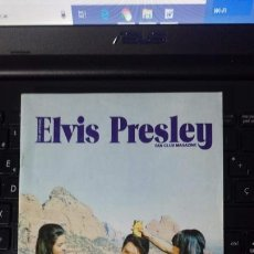 Revistas de música: THE OFFICIAL ELVIS PRESLEY FAN CLUB MAGAZINE. Lote 163826598