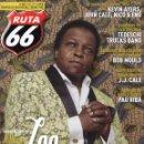 Revistas de música: RUTA 66 N. 369 ABRIL 2019 - EN PORTADA: LEE FIELDS (NUEVA). Lote 164200646