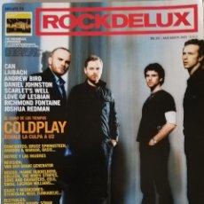 Revistas de música: ROCKDELUX N° 231 (SIN CD) JULIO Y AGOSTO DE 2005. Lote 164472522