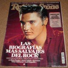 Revistas de música: ROLLING STONE Nº 142. LA DIFICIL, ELVIS, DYLAN, HARRISON, QUEEN, KURT. PERFECTA- LEER DESCRP. Lote 164571258