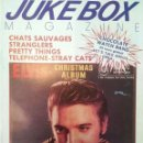 Revistas de música: JUKEBOX MAGAZINE, REVISTA FRANCESA; Nº 4 JULIO 1985, ELVIS PRESLEY, STRANGLERS, PRETTY THINGS. Lote 165365366
