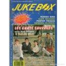 Revistas de música: JUKEBOX MAGAZINE, REVISTA FRANCESA; Nº 13 PRIMAVERA 1987, CHATS SAUVAGES, GENESIS 4PP, . Lote 165390122