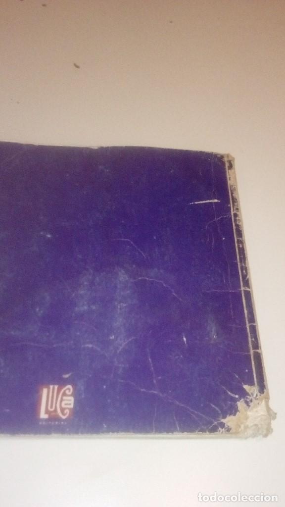 Revistas de música: G-JCA52C ALEJANDRO SANZ LIBRO OFICIAL DE SU HISTORIA LAS CANCIONES ESTADO REGULAR - Foto 4 - 210217870
