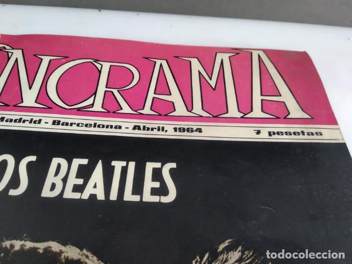 Revistas de música: ANTIGUA REVISTA ORIGINAL FONORAMA Nº 6 BEATLES - Foto 3 - 166113638