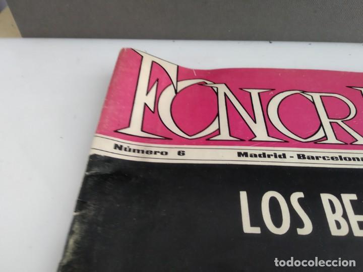 Revistas de música: ANTIGUA REVISTA ORIGINAL FONORAMA Nº 6 BEATLES - Foto 4 - 166113638