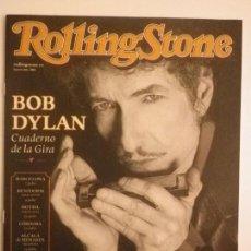 Revistas de música: BOB DYLAN ROLLING STONE ESPECIAL JUNIO 2004 GIRA ESPAÑA AMARAL. Lote 166378490