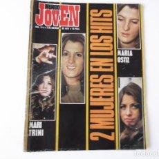 Revistas de música: REVISTA MUNDO JOVEN Nº 114 (1970) - JANIS JOPLIN, MARI TRINI, MARIA OSTIZ, LED ZEPPELIN, .... Lote 166530490
