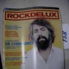 Revistas de música: ANTIGUA REVISTA ROCKDELUX EN BUEN ESTADO - ENVIO INCLUIDO A ESPAÑA. Lote 166656786
