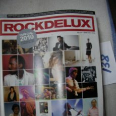 Revistas de música: ANTIGUA REVISTA ROCKDELUX EN BUEN ESTADO - ENVIO INCLUIDO A ESPAÑA. Lote 166656954