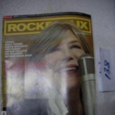 Revistas de música: ANTIGUA REVISTA ROCKDELUX EN BUEN ESTADO - ENVIO INCLUIDO A ESPAÑA. Lote 166657126