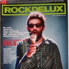 Revistas de música: ROCKDELUX N° 287 (SIN CD) SEPTIEMBRE DE 2010. Lote 167140646
