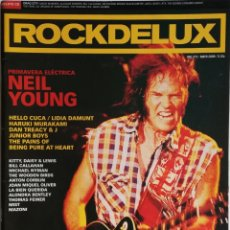 Revistas de música: ROCKDELUX N° 273 (SIN CD) MAYO DE 2009. Lote 167143949