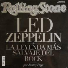 Revistas de música: ROLLING STONE - N°159 - ENERO 2013. Lote 167165652