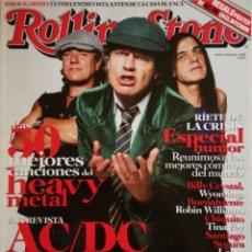 Revistas de música: ROLLING STONE - N°109 - NOVIEMBRE 2008. Lote 167172216