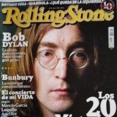 Revistas de música: ROLLING STONE - N°116 - JUNIO 2009. Lote 167172564
