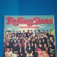 Revistas de música: REVISTA ROLLING STONE NÚMERO HISTÓRICO, LOS 50 MEJORES GRUPOS DE ROCK ESPAÑOL. Lote 167278478