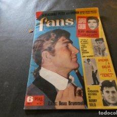 Revistas de música: EN BUEN ESTADO REVISTA FANS NUMERO 4 . Lote 168855740