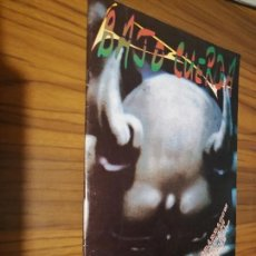 Revistas de música: BAJO CUERDA 19.. REVISTA DE MÚSICA. GRAPA. BUEN ESTADO. GRANADA. RARÍSIMA. Lote 169140024