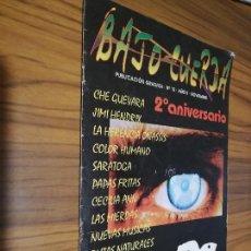Revistas de música: BAJO CUERDA 15.. REVISTA DE MÚSICA. GRAPA. BUEN ESTADO. GRANADA. RARÍSIMA. Lote 169140060