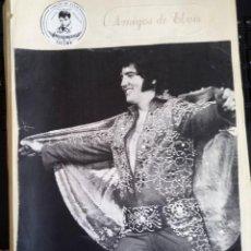 Revistas de música: AMIGOS DE ELVIS MÁLAGA Nº 7. AÑO 1992.. Lote 169628348