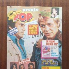 Revistas de música: REVISTA SUPER POP N°15 AÑO 1978. Lote 170086789