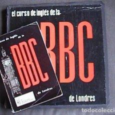 Revistas de música: EL CURSO DE INGLÉS DE LA BBC DE LONDRES.. Lote 171190854