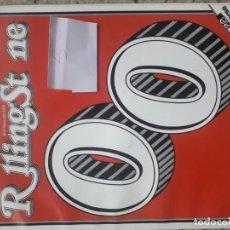 Revistas de música: ROLLING STONE 124 FEBRERO 2010 EXTRA DISCOS Y CANCIONES DE LA DECADA.MANDELA.JAMES ELLROY.JACK WHITE. Lote 171263340