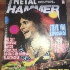 Revistas de música: METAL HAMMER Nº 70 - FALTA MEGA POSTERS GIGANTE EDITADA - 1993. Lote 31548313