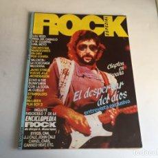 Revistas de música: REVISTA- ROCK ESPEZIAL Nº 21 (MAYO 1983): LA DE LAS FOTOS VER TODAS MIS REVISTASDE MUSICA. Lote 171728989