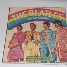 Revistas de música: THE BEATLES . GUIA ILUSTRADA . EDITORIAL LUMEN. Lote 172065307