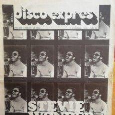 Revistas de música: DISCO-EXPRES, N°403 (1976). Lote 172398302