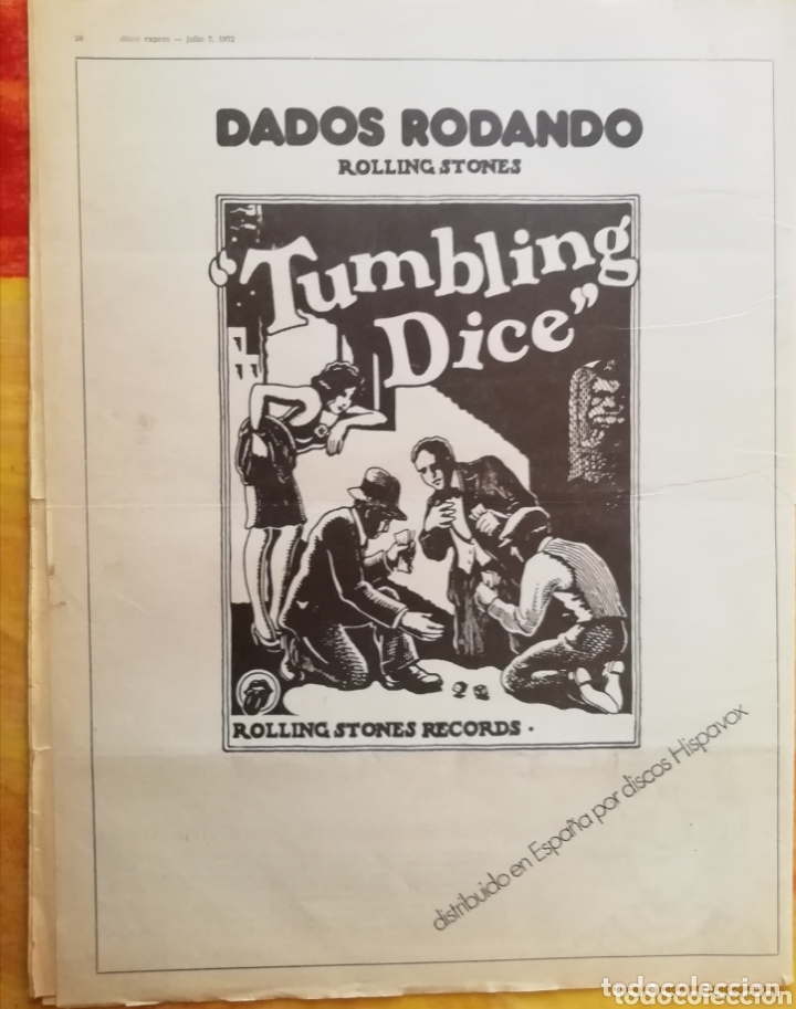 Revistas de música: DISCO-EXPRES, N° 180 (1972) - Foto 2 - 172398797