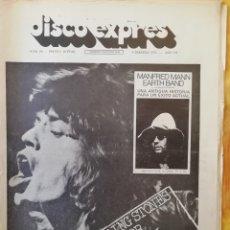 Revistas de música: DISCO-EXPRES, N° 261 (1974). Lote 172399050