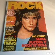 Revistas de música: REVISTA- ROCK ESPEZIAL Nº 23 (JULIO 1983): LA DE LAS FOTOS VER TODAS MIS REVISTASDE MUSICA. Lote 172986367