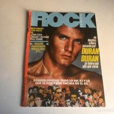 Revistas de música: REVISTA- ROCK ESPEZIAL Nº 29 (ENERO 1984): LA DE LAS FOTOS VER TODAS MIS REVISTASDE MUSICA. Lote 172987987
