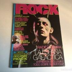 Revistas de música: REVISTA- ROCK ESPEZIAL Nº 33 (MAYO 1984): LA DE LAS FOTOS VER TODAS MIS REVISTASDE MUSICA. Lote 172988974