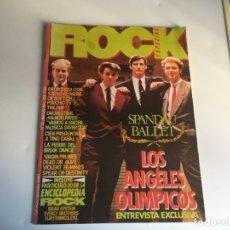 Revistas de música: REVISTA- ROCK ESPEZIAL Nº 36 (AGOSTO 1984): LA DE LAS FOTOS VER TODAS MIS REVISTASDE MUSICA. Lote 172989772