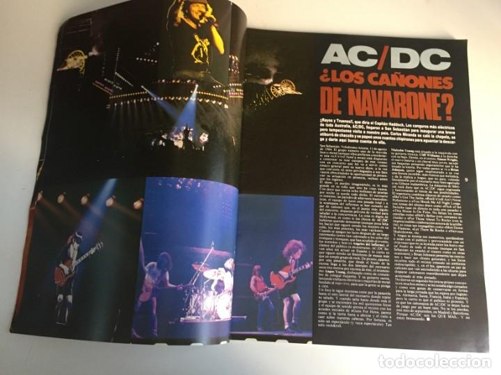 Revistas de música: REVISTA- ROCK ESPEZIAL Nº 37 (SEPTIEMBRE 1984): LA DE LAS FOTOS VER TODAS MIS REVISTASDE MUSICA - Foto 3 - 172990109