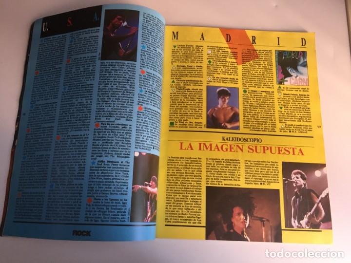 Revistas de música: REVISTA- ROCK ESPEZIAL Nº 37 (SEPTIEMBRE 1984): LA DE LAS FOTOS VER TODAS MIS REVISTASDE MUSICA - Foto 4 - 172990109