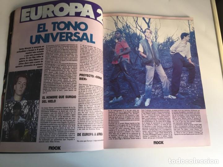 Revistas de música: REVISTA- ROCK ESPEZIAL Nº 37 (SEPTIEMBRE 1984): LA DE LAS FOTOS VER TODAS MIS REVISTASDE MUSICA - Foto 6 - 172990109
