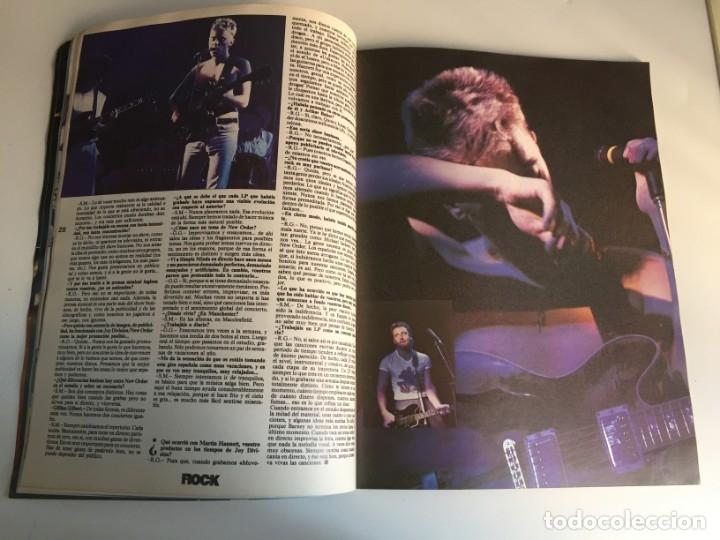 Revistas de música: REVISTA- ROCK ESPEZIAL Nº 37 (SEPTIEMBRE 1984): LA DE LAS FOTOS VER TODAS MIS REVISTASDE MUSICA - Foto 7 - 172990109